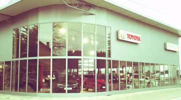 TOYOTA Autohaus